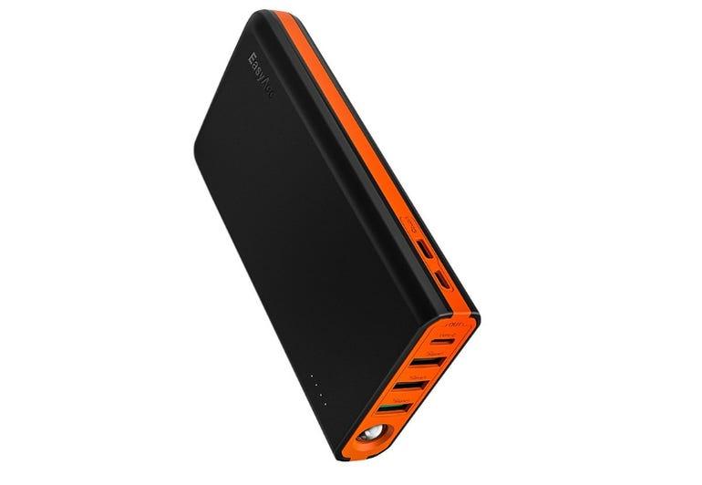 EasyAcc 20000 mAh battery pack ($49.99)