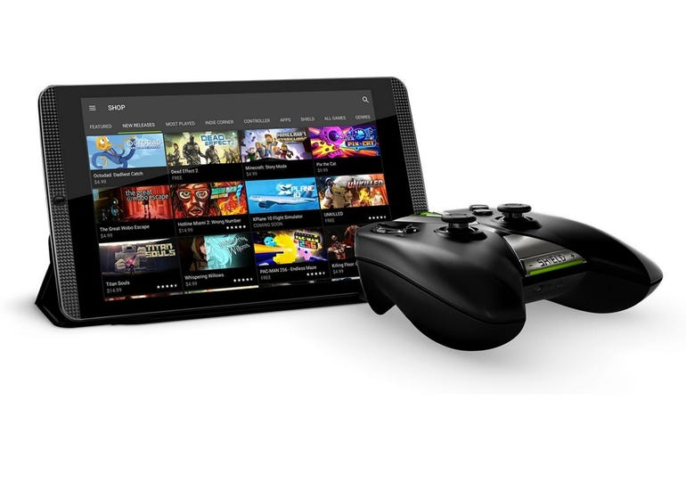 Android on a budget: Nvidia Shield Tablet K1