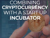 Combining cryptocurrency with a start up incubator
