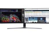 Samsung 49 inch QLED business monitor review: Multi-tasking single monitor setup