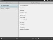 Cool Apps for the HP TouchPad