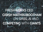 Freshworks CEO Girish Mathrubootham on SMBs, AI and competing with giants