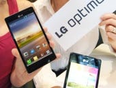 LG debuts quad-core Optimus 4X HD