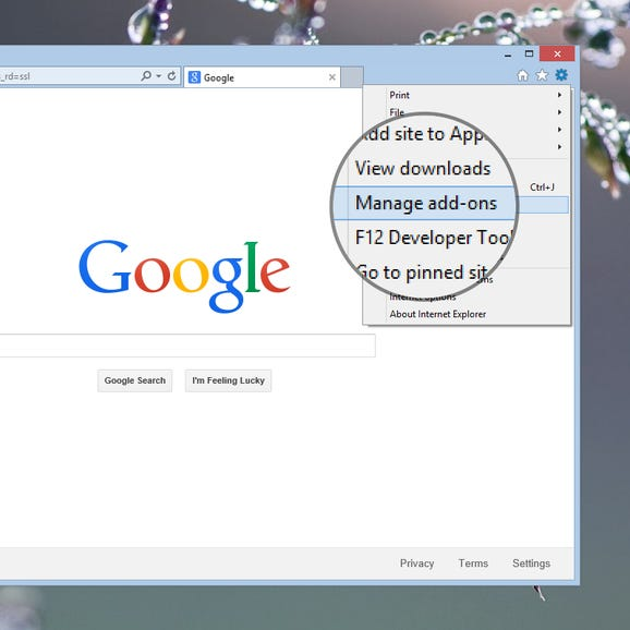 How to disable Flash in Internet Explorer 11