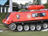 AusCERT 2012: tanks and toilets