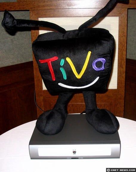 TiVo box for KidZone rollout