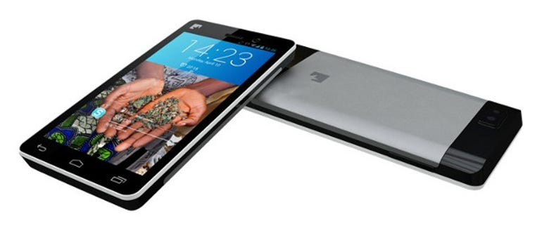 The first generation Fairphone