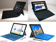 Surface Pro: The evolution of Microsoft's hybrid tablet PC
