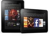 Amazon making Kindle Fire more accessible via voice, touch controls
