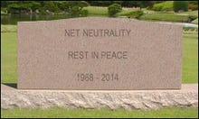 Net neutrality gets a kick in the teeth