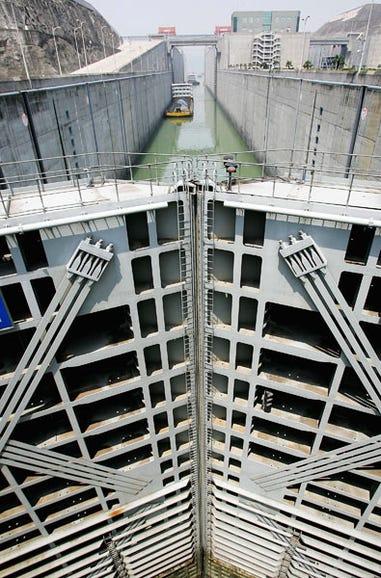 Photo: Three Gorges Dam