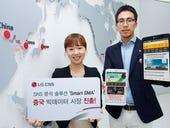LG CNS eyes China's big data market with social media analytics