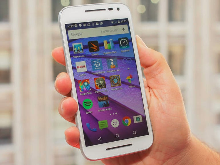Motorola Moto G 3rd Generation ($200)