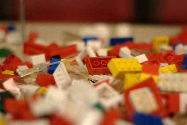 Lego: IT should be about teaching kids how to be creative with technology