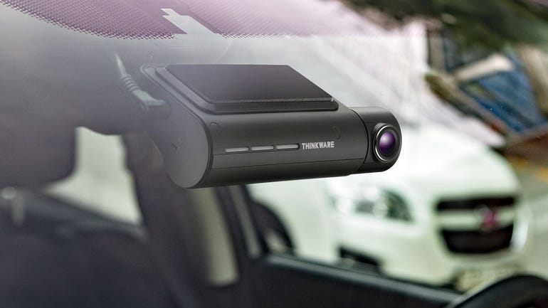 Hands on with the Thinkware F800 Pro A dash cam that does everything you need ZDNet