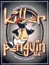 Killer Penguin Ale label