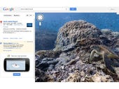 Google Maps goes underwater: In pictures
