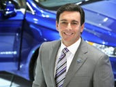 New Ford CEO Mark Fields sees car as phone, web, and wearable on wheels
