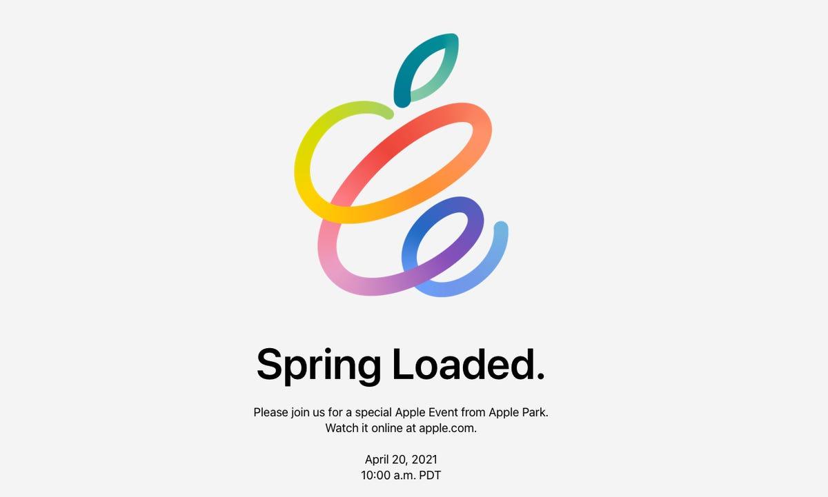 Apple donne rendez-vous le 20avril pour le
