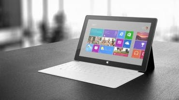 Tablet-Microsoft Surface-Photo by Microsoft Press Relations