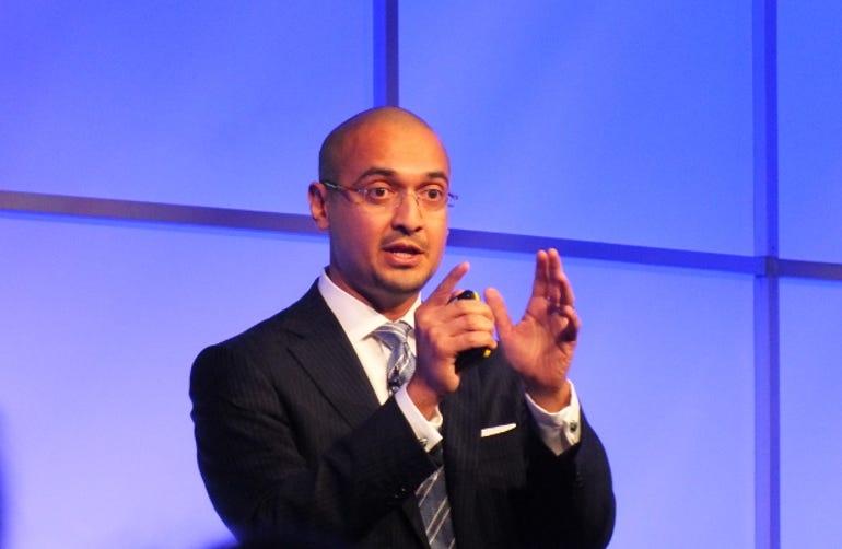 Francis de Souza at RSA 2012