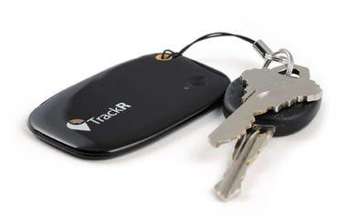 TrackR's Wallet module with keys