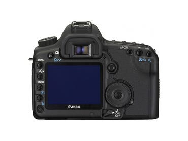 More details on Canon EOS 5D Mark II
