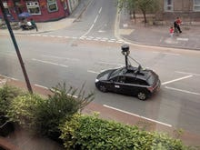 """Google """"surprised"""" by new Street View probe; denies data cover-up"""