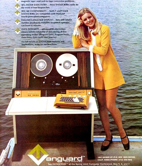 Vanguard computer