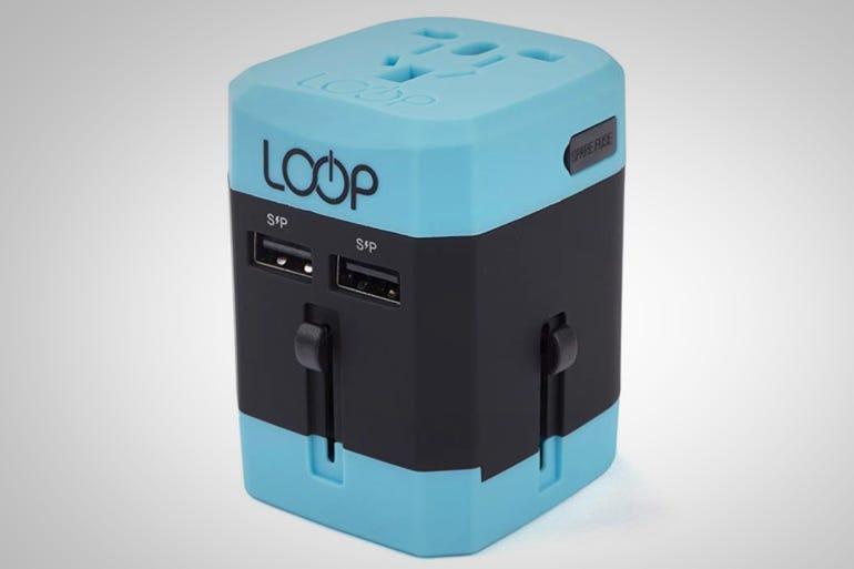 LOOP World Adapter Plug ($15)