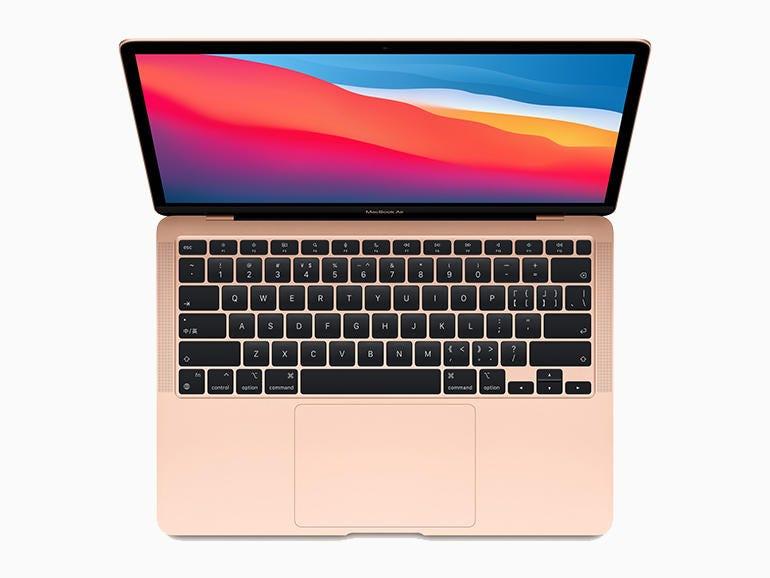 Apple MacBook Air (Late 2000)