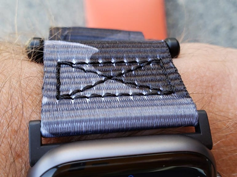 More details of the UAG Active band