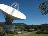 Canberra Deep Space Network antenna offline for 11-month upgrade