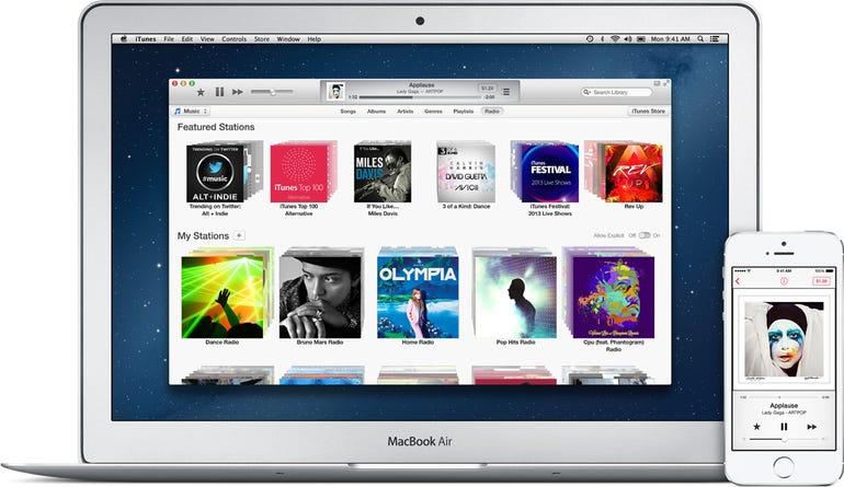 iTunes 11.1 ships with iTunes Radio, Genius Shuffle, Podcast Stations, iOS 7 sync - Jason O'Grady