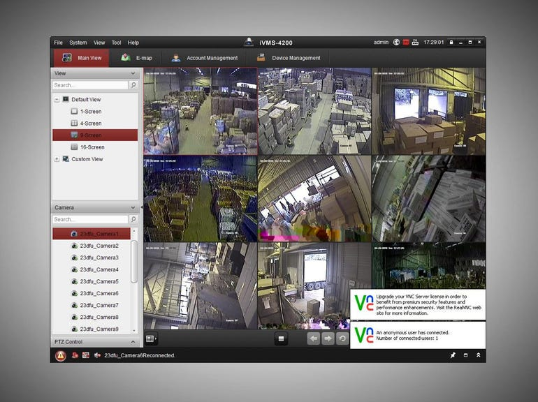 6. Don't put your entire CCTV system on the internet