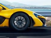 McLaren CIO: How we're working with big data