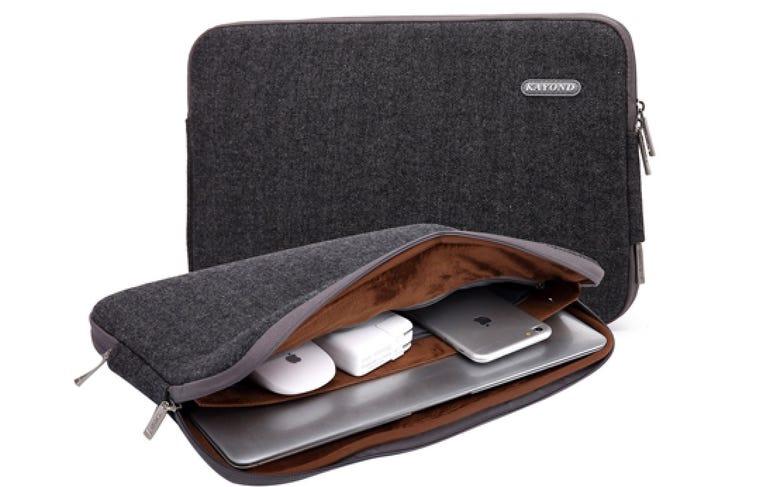 Kayond Herringbone laptop sleeve
