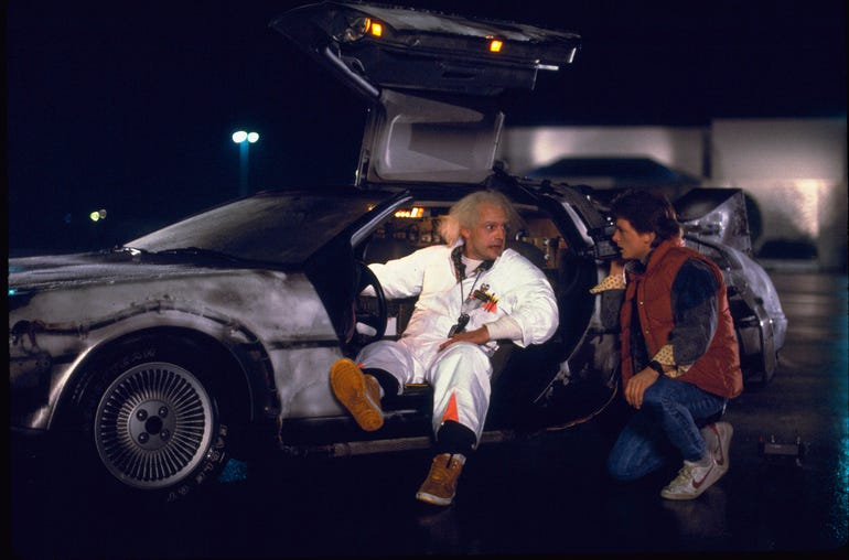 3. Back to the Future (1985)