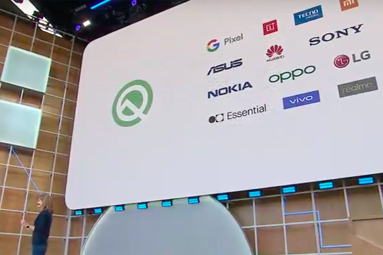 Android Q Beta 3 is out