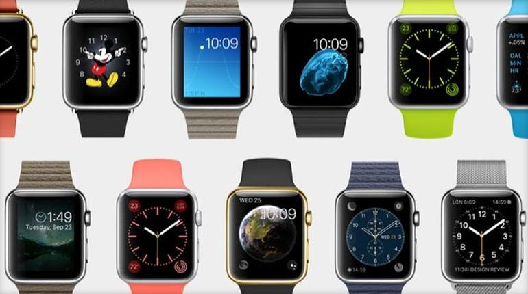 apple watch collections