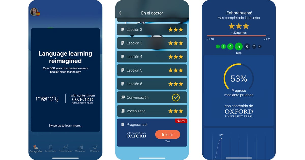 Mondly app delivers enhanced English learning module supporting 33 languages zdnet