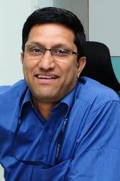 K Balakrishnan - Servion Global Solutions