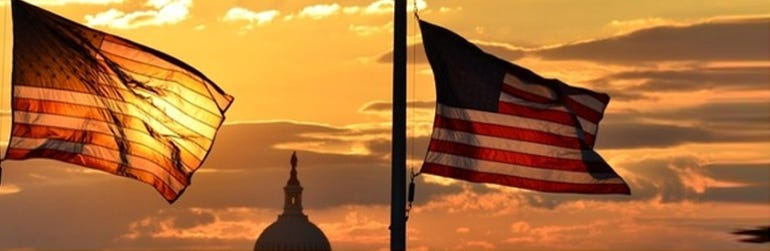 us-flags-capitol