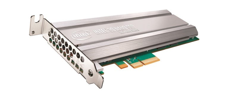 Intel SSD DC P4600 Series features 3D NAND
