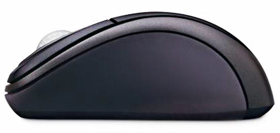 Wireless Notebook Optical Mouse 3000