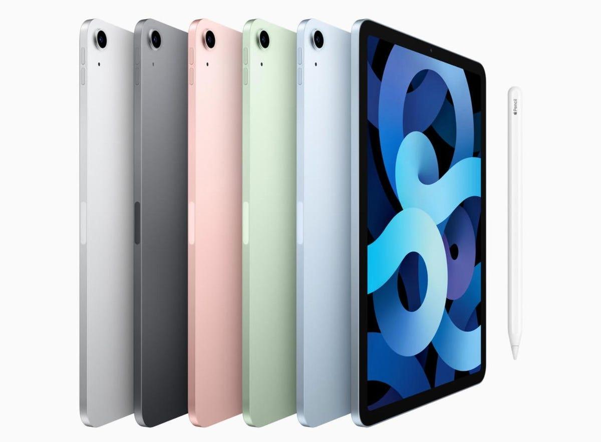 Apple: Le nouvel iPad Air est disponible à la commande