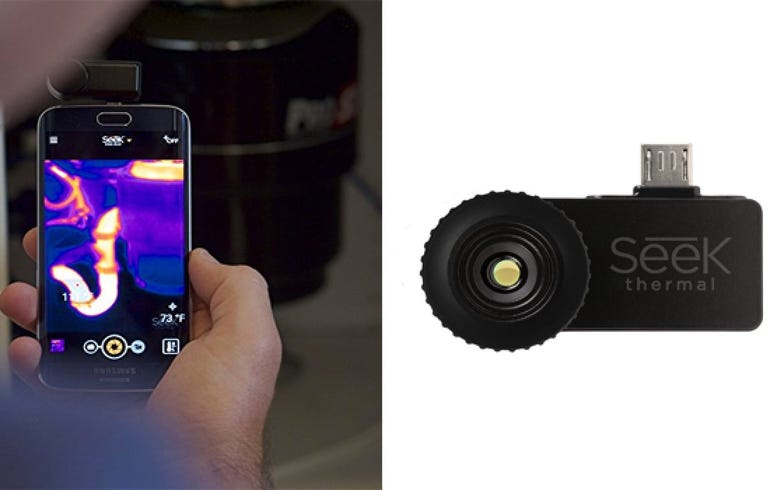 Seek Compact Thermal Imager