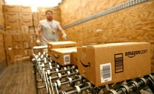 Amazon patents way to stop you checking online rival prices in-store