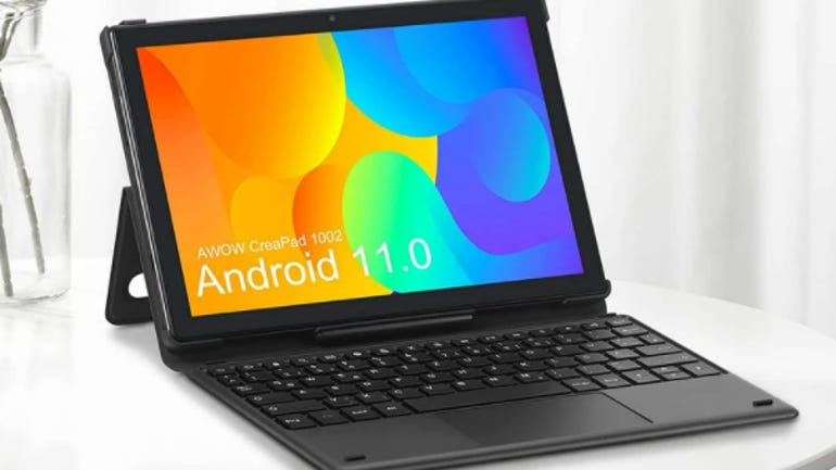 AWOW CreaPad 1009 tablet review well built, compact, and affordable zdnet