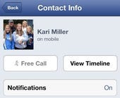 Forget the Facebook phone, make free calls via WiFi on iOS devices
